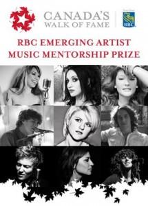 RBC Emerging Artist Music Mentorship Prize