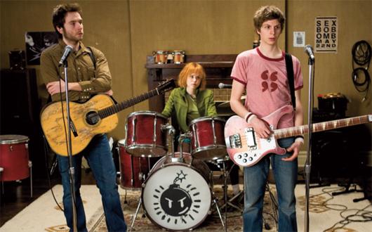 Scott Pilgrim's Garage Band