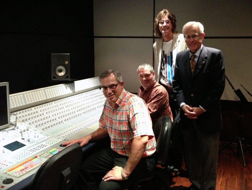 Members of Parliament visit Metalworks Studios