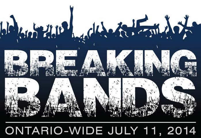Breaking Bands