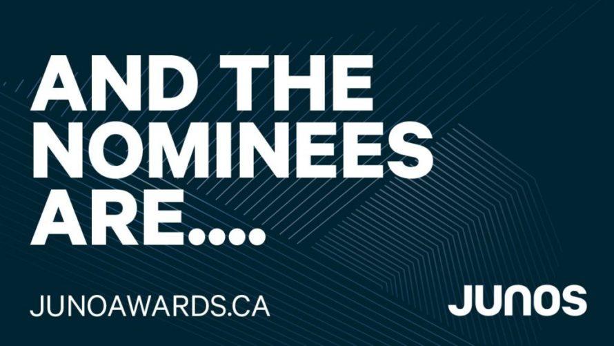 JUNO Nominations 2018 - Metalworks Institute