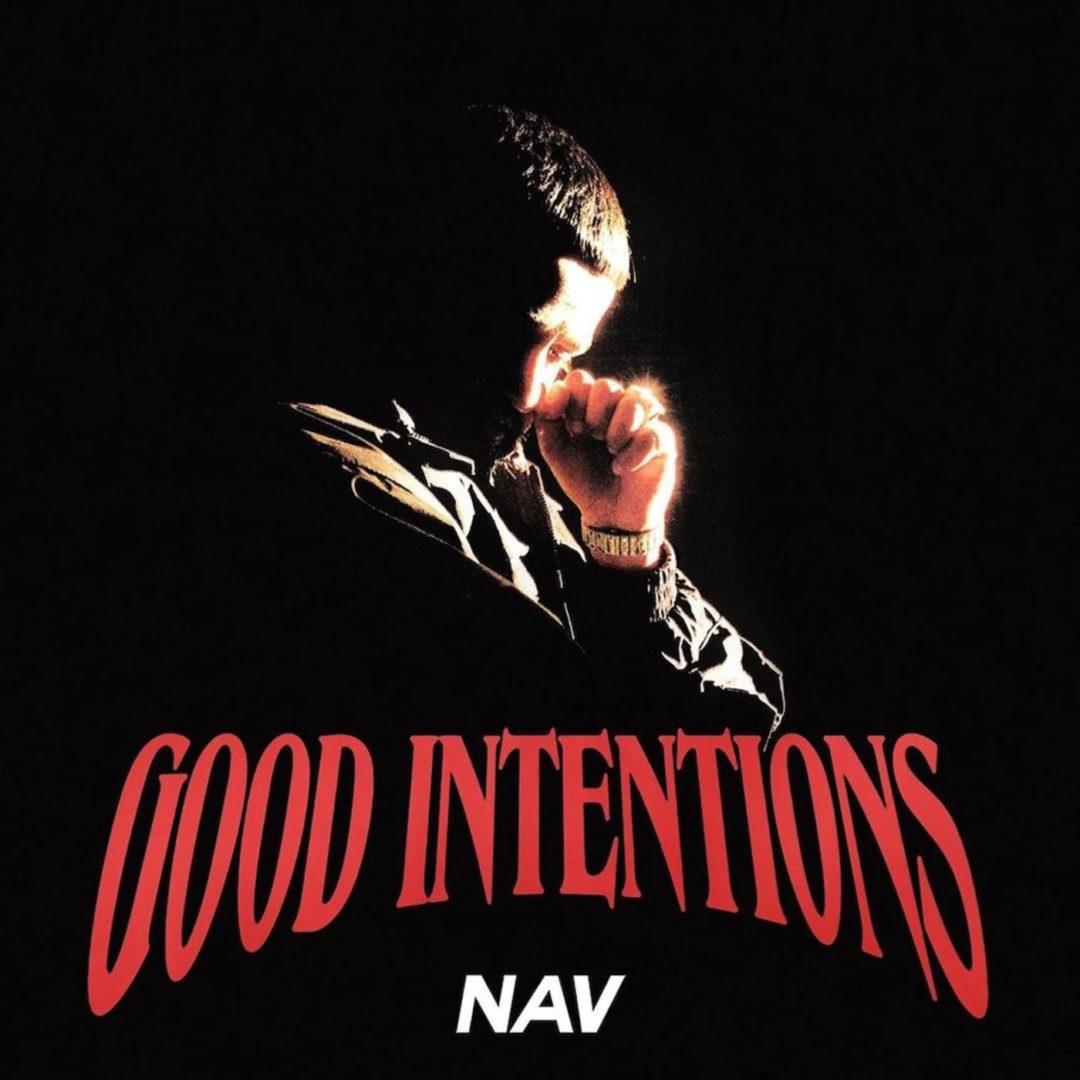 Good Intensions Album Art