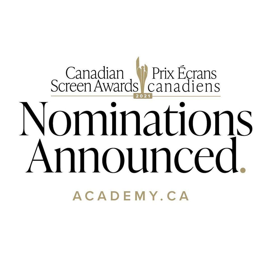 Canadian Screen Awards Nominations
