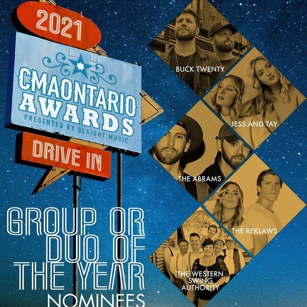 Mark Schroor CMAO Awards 2021